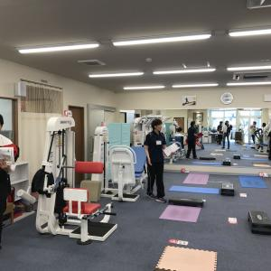 【メディカルマシン フィットネスサロン 歩楽 ふうが】店名長い!!