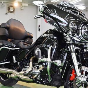 2020/4 ハーレーダビッドソン・スーパーグライド セラミックプロ9H 追加レイヤー 北広島市よりバイクコーティングのご利用ありがとうございました。