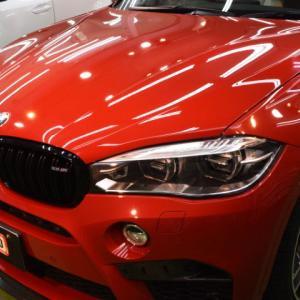 2020/4 BMW・X6M 北広島市より札幌市豊平区より【スタンダードガラスコーティング】PRO PCX-S8(撥水性・対すり傷・艶)のご利用頂きまして誠にありがとうございました。