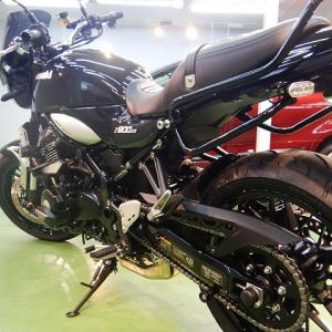 2020/6 カワサキ・Z900RS 札幌市中央区より世界的コーティング「セラミックプロ9H  バイク」のご利用、誠にありがとうございました。