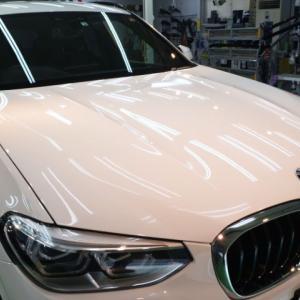 2020/8 購入時にガソリンスタンドでのコーティングを行っていたそうですが、この度ご縁がありまして弊店でしっかりと研磨を行い撥水タイプのPCX-S8を施工させて頂きました。BMW・X3(アルピンホワイト)札幌市清田区より【スタンダードガラスコーティング】PRO PCX-S8(撥水・耐擦り傷・艶・防汚性)のご利用ありがとうございました。