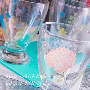 【岡山県よりおうちでポーセラーツされたガラス作品】鳥取エール飯❤︎テイクアウトグルメ❤︎