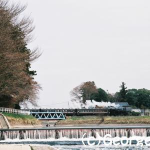 五行川にて