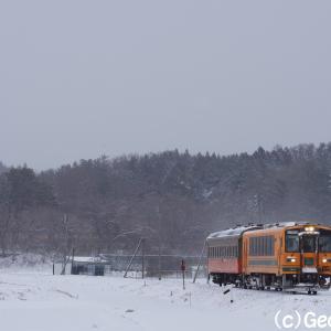 走れメロスとストーブ列車