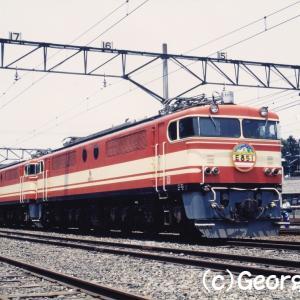西武鉄道を走ったJR12系