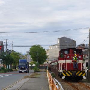 臨海鉄道がゆく