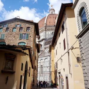 イタリア旅行記3)世界遺産チンクエ・テッレへの計画は雨で変更