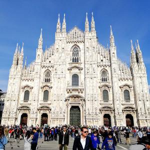 イタリア旅行記4)フィレンツェ→1泊2日ミラノ観光は想像以上!海外女一人旅ブログ