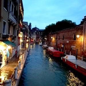 イタリア旅行記6)ベネチア|海外女一人旅ブログ
