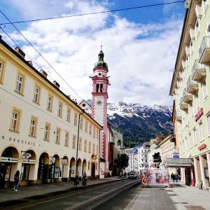 オーストリア旅行記8)インスブルック到着からのホテル最大の欠点(><)海外女一人旅ブログ