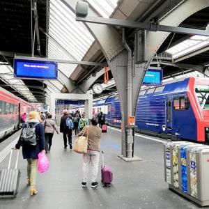 スイス旅行記1)チューリッヒ到着からのゲストハウスの様子|海外女一人旅ブログ