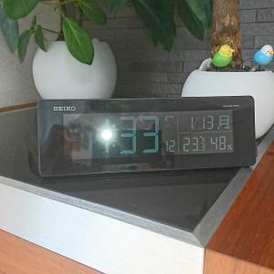 リアルタイムの室温測定