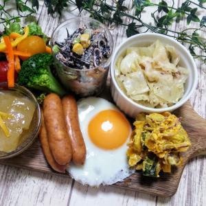 【朝食】10/21朝食ワンプレート