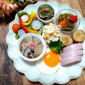 【朝食】11/19朝食ワンプレート