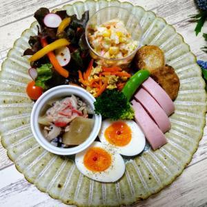 【朝食】11/22朝食ワンプレート