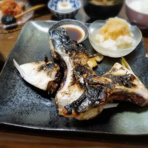 【家ごはん/献立】 焼き魚♪ ブリカマ☆ [レシピ] 生海苔の佃煮