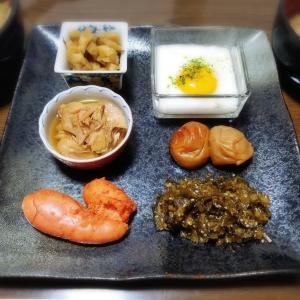 【家ごはん/献立】 米を食べる! ご飯のお供☆ [レシピ] 大葉風味 ゴーヤと昆布の佃煮  * とろ鮪缶