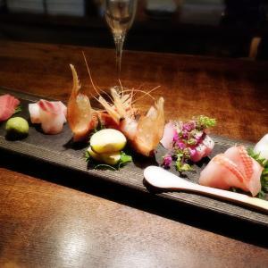 【居酒屋/日本酒】 鍋島 Blossoms Moon 純米吟醸 / 津島屋 八反錦 純米吟醸 無濾過生原酒
