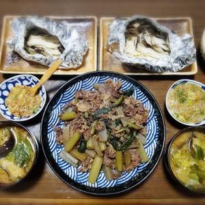【家ごはん】 煮物の簡単な献立♪ 2日分 [レシピ色々]