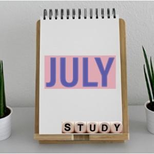 社労士試験まで約1ヶ月!7月は全10科目・法改正&白書・模擬試験をこなす<7月の学習方法>