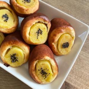 【追加募集‼️】秋の味覚といえばこれ♡お芋さんパン