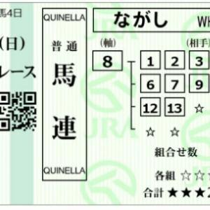 宝塚記念の馬券