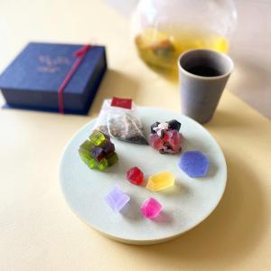 多田遥さんオススメ♪宝石みたいなお菓子といえば💎