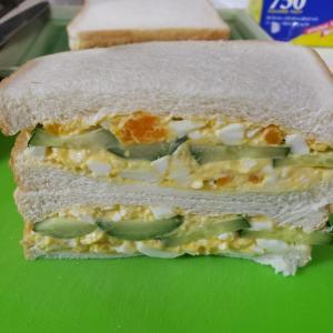 失敗サンドイッチ?