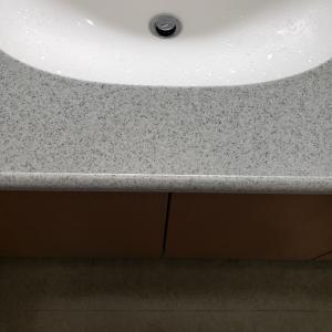 洗面所で手を洗うとき
