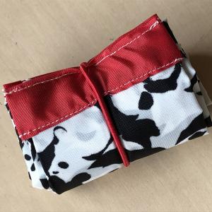 【お裁縫】久しぶりにちくちく(^^)エコバッグを作ってみた。