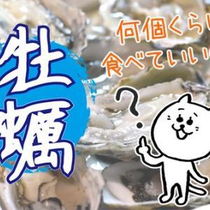 牡蠣の栄養は食べ過ぎるとダメ?一日何個まで良くて毎日食べるとどう?!
