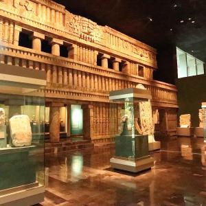 メキシコ国立人類学博物館の魅力 見どころ 古代メキシコを体験