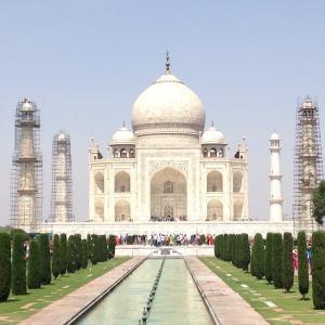 世界一美しい墓 タージマハル 最愛なる妻のために建設