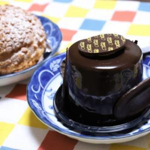 敬老の日のプレゼントは孫からのサプライズ!チョコレートケーキと鯵の塩焼き