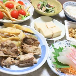 肉!魚!豆!おばあがつくるタンパク質メニュー!