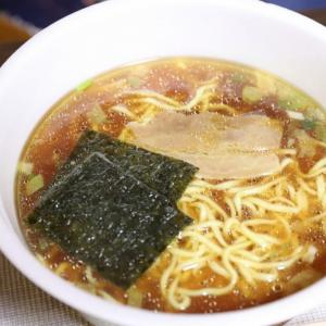 女子会帰りのおばあが作るマルちゃん正麺(芳醇こく醤油)