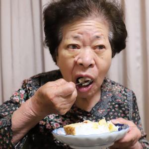 87歳になっても食欲旺盛、元気に料理を作るおばあ!誕生日のまとめ