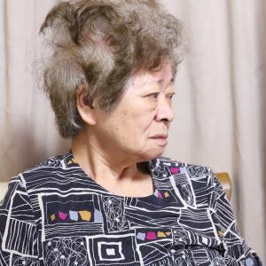 わらび餅「おいしいない」と言いながら、夢中で食べるツンデレおばあ