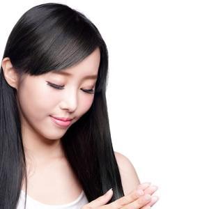 髪を早く伸ばす