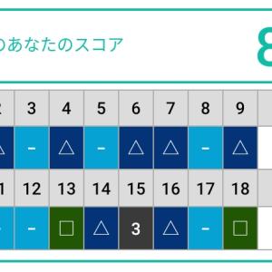 月例練習ラウンド☆彡