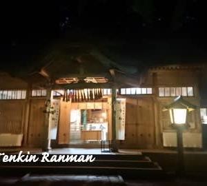 高千穂神社・夜神楽