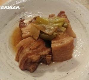 電気圧力鍋で豚の角煮