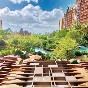 アウラ二 ディズニー 宿泊ブログ!予約方法・価格比較、グリーティング、部屋、プールまとめ