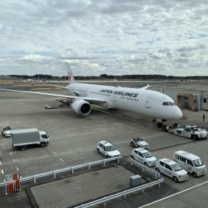JALビジネスクラス搭乗記【成田→クアラルンプール】セールで安く購入、食事・シート・アメニティ等をレビュー