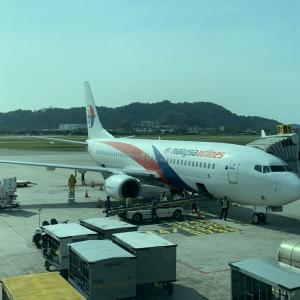 【片道8,000円】マレーシア航空ビジネスクラス搭乗記!ペナン→クアラルンプールまでをレビュー