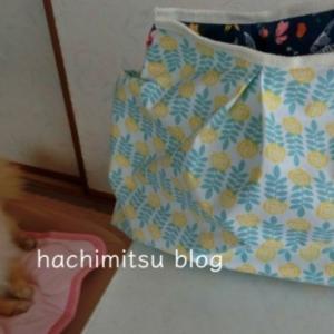 ■グラニーバッグを作りました