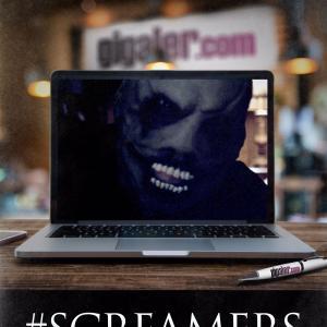 『スクリーマーズ 写っていないはずの悪夢』