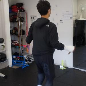 ボクシングで体力アップ!!