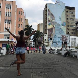 ついにコロンビア入国!世界の現実を目の当たりにする。