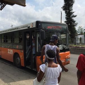 社会主義のキューバ!ハバナ空港から市内へのバスでの行き方!